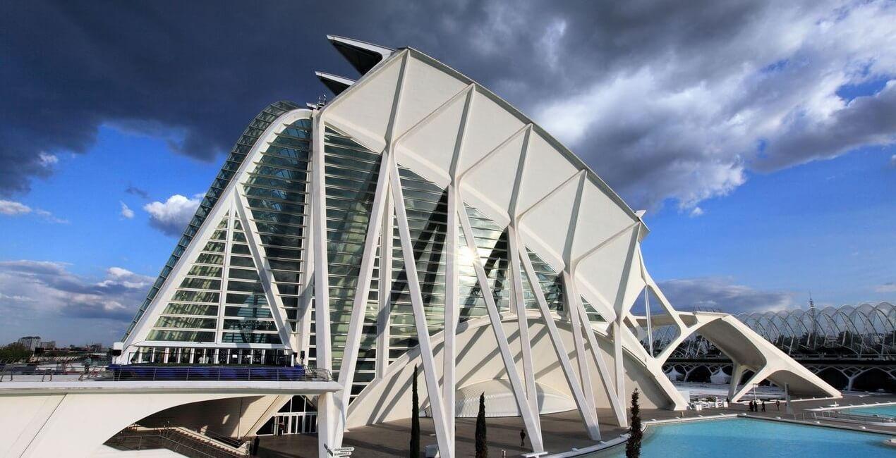 Музей науки принца Филиппа в Валенсии