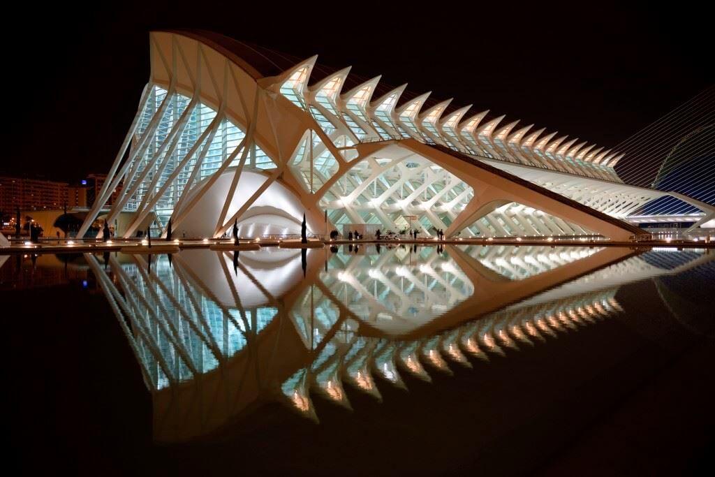 Музей науки принца Филиппа  - Museo de las Ciencias Príncipe Felipe в Валенсии