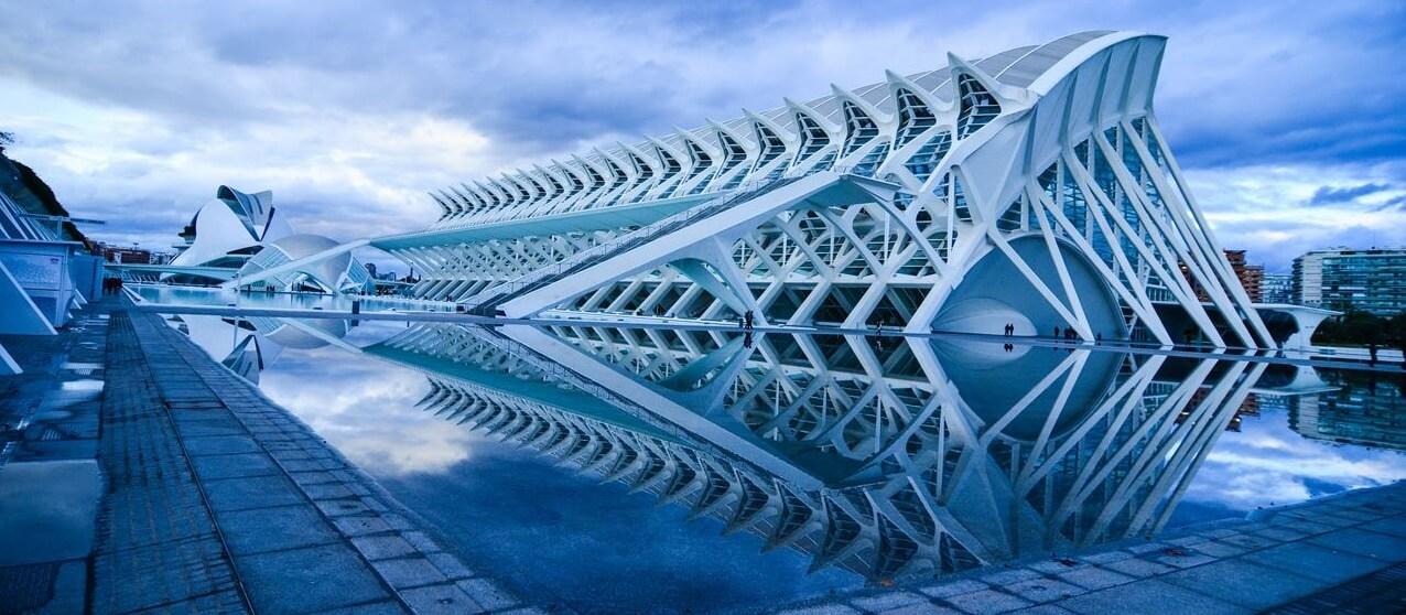 Достопримечательности Валенсии, туризм в Валенсии, отдых в Валенсии, кинотеатр в Валенсии