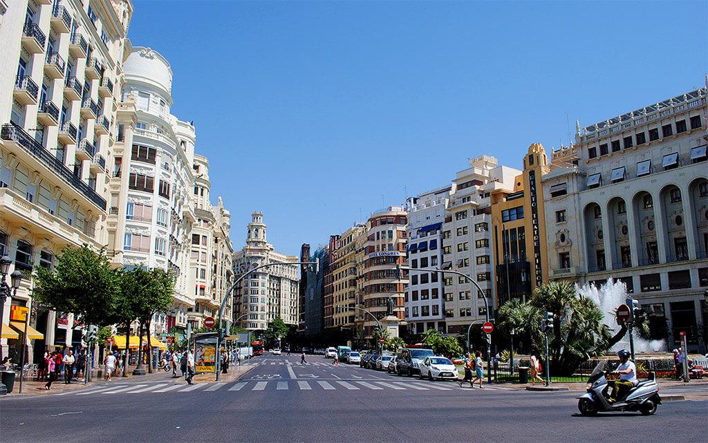 Недвижимость в испании в валенсии